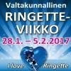 Valtakunnallinen ringetteviikko 28.1-5.2.2017