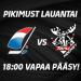 Luvian Kiekko vs. TaRu (Vapaa pääsy!)