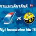 Luvian Kiekko vs. Kiekko-67