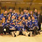 Luvian Kiekko voitti B-nuorten ykkössarjan mestaruuden!